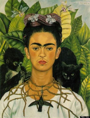 Frida Kahlo Birthday: Beloved Mexican Artist Turns 106 (PHOTOS)