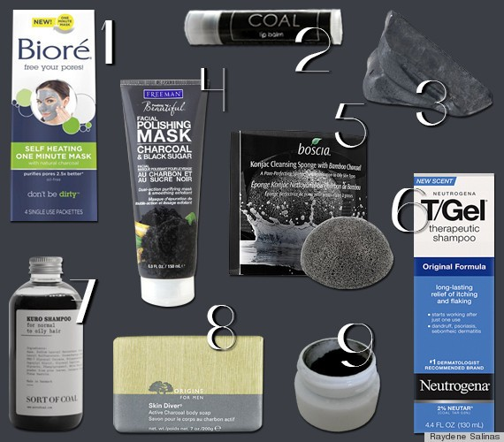 9 Charcoal Beauty Products For Beautiful Skin & Hair