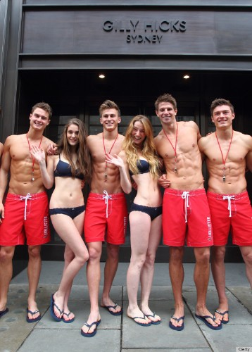 Gilly Hicks, Abercrombie's Lingerie Store You Didn't Know About, Closes