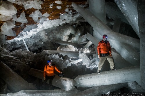 This Cave Of Crystals Is Not The Fairytale You're Expecting