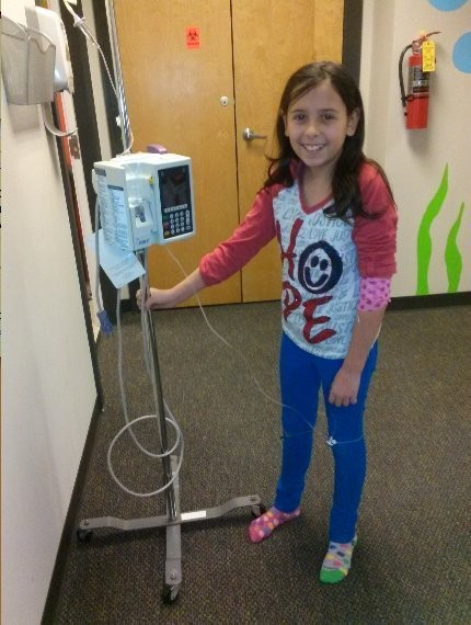 Girl, 11, Invents 'Chemo Backpack' To Help Kids With Cancer, After Battling The Disease Herself
