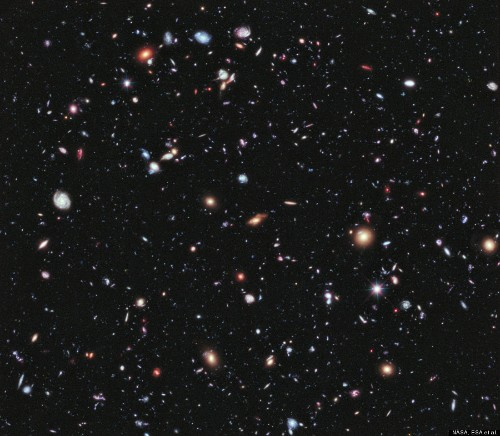 Here's Why The Night Sky Is Dark Even Though Jillions Of Stars Are Shining Light Our Way