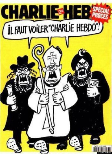 These Are The Charlie Hebdo Cartoons That Terrorists Thought Were Worth Killing Over