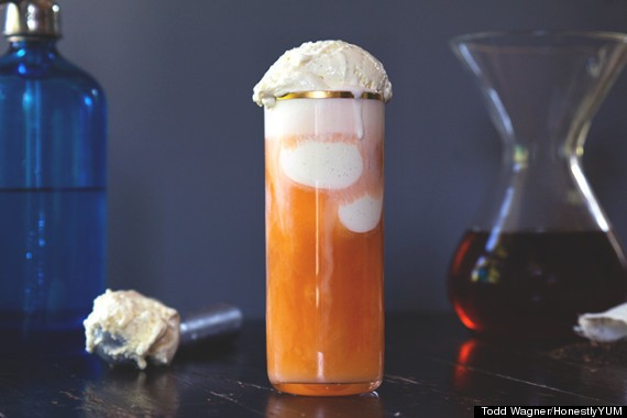 Thai Iced Tea Float Recipe By HonestlyYUM Is Sheer Brilliance (PHOTO)