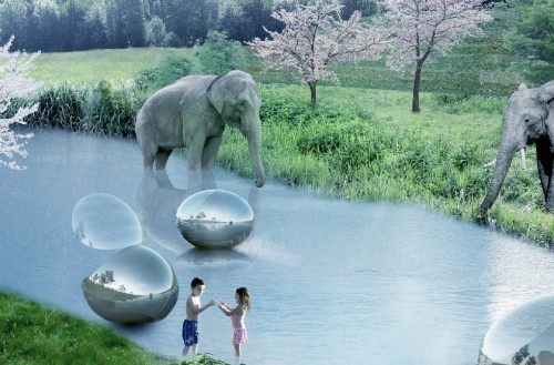 The Zoo Of The Future Has No Cages -- And Looks AMAZING
