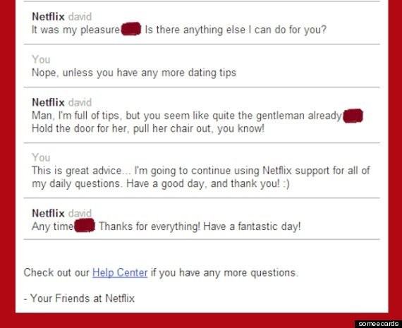 The Secret Magic Behind Netflix Customer Service