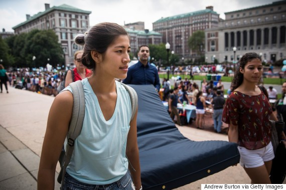 I Was Assaulted on Campus 20 Years Ago, and I'm Still 'Carrying That Weight'