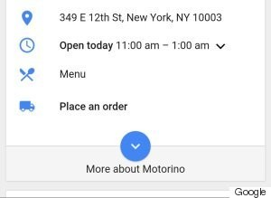 Google Just Made It Even Easier To Order Food Online