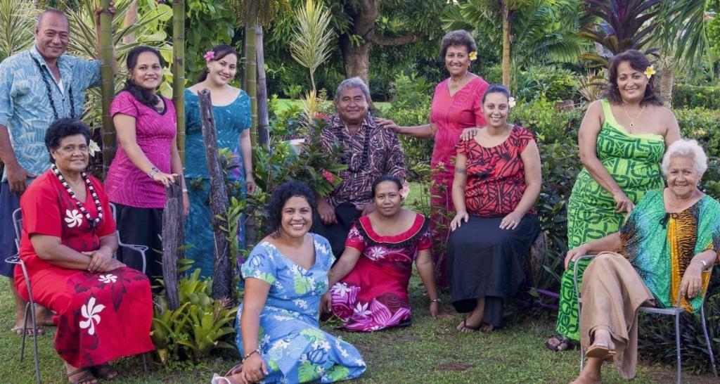 Samoa - Magazine cover