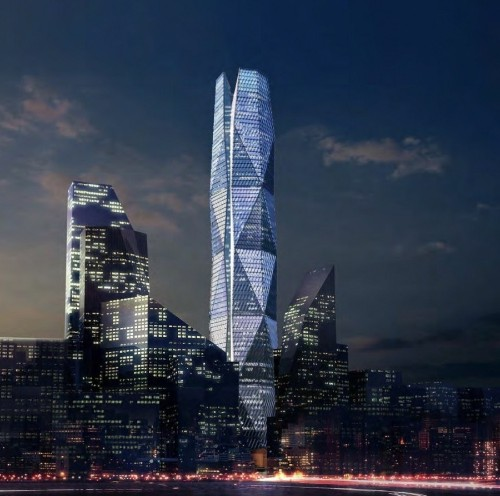 The 10 Tallest New Buildings From Around The World