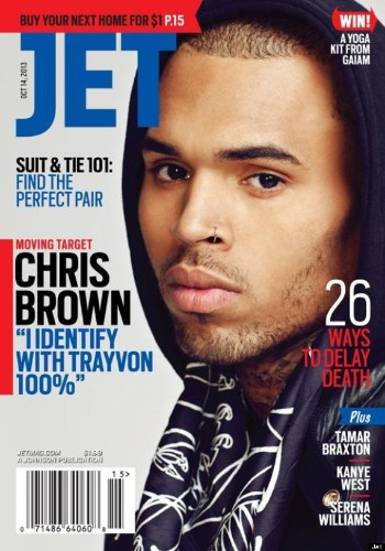 Chris Brown Calls Out Jay Z And Compares Himself To Trayvon Martin In Jet
