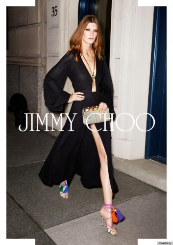 Nicole Kidman Jimmy Choo Ads Might Actually Be 'Nuanced And Refined' (PHOTOS)