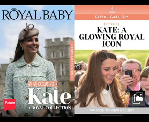Royal Baby App Released Just In Time To Drive You Crazy (PHOTOS)