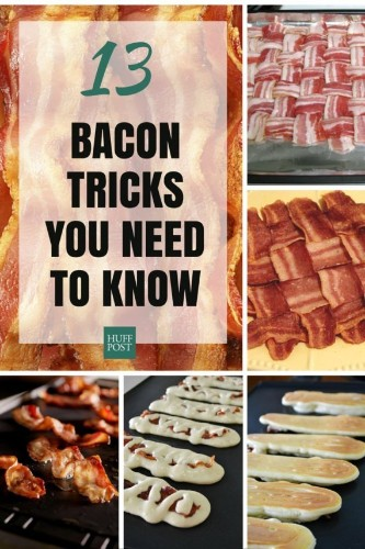 13 Genius Ways To Live Your Best Bacon Life