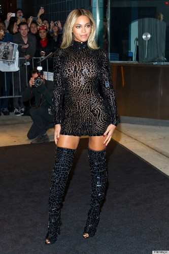 These Stars On The Week's Best Dressed List Started 2014 With A Bang
