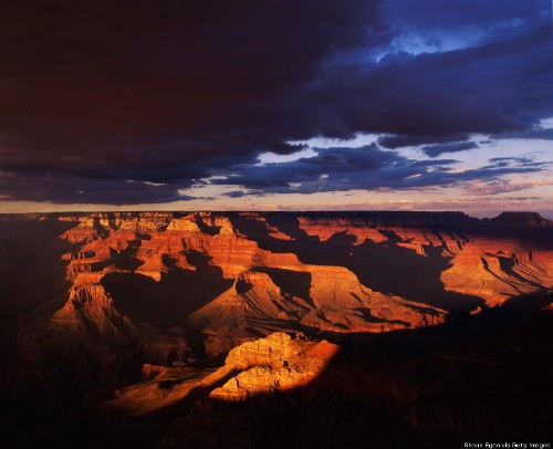 Views Of The Grand Canyon Are Even Better At Night