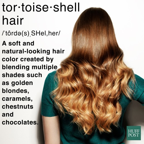 What The Heck Is Tortoiseshell Hair, And How Do You Get It?