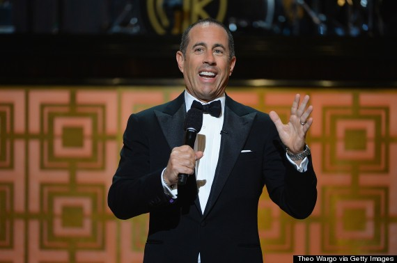 Jerry Seinfeld Is The Richest Actor In Hollywood Thanks To 'Seinfeld' Reruns: Report