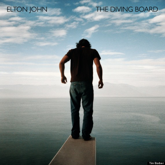 Elton John's 'The Diving Board' Album Marks Big Return For Singer (EXCLUSIVE VIDEO)