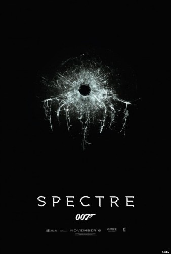 The New James Bond Movie Is Called 'Spectre'