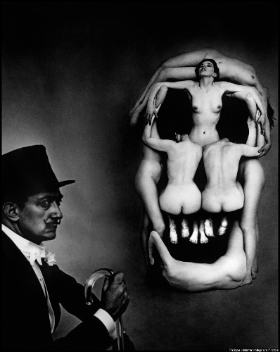 Behind The Scenes Of Salvador Dali's Most Scandalous Photo Shoot (NSFW)