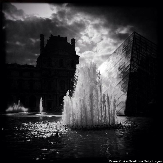 Nothing Quite Like Paris In The Springtime, Especially In Black & White
