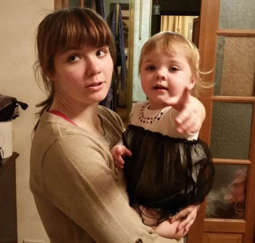 Russian Dad Fears Missing Daughter Ran Away To Join ISIS
