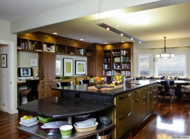 10 Gorgeous Kitchen Designs That'll Inspire You To Take Up Cooking (PHOTOS)