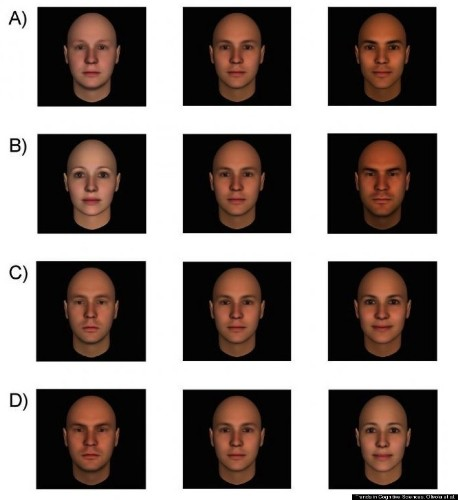 Scientists Say We're All A Little Bit Face-ist