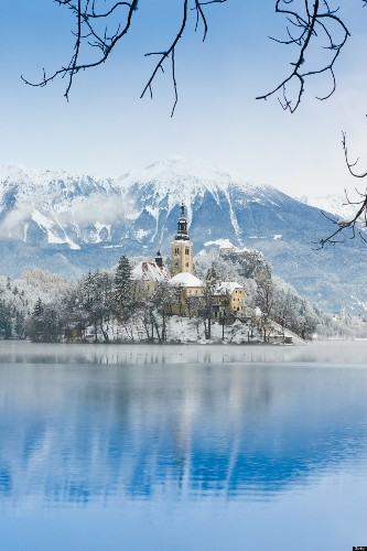 Bled Island In Slovenia Is Your New Happy Place