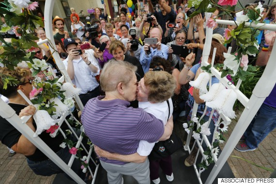 They Were Just Trying To Protect Their Kids, But This Couple Won Marriage Equality