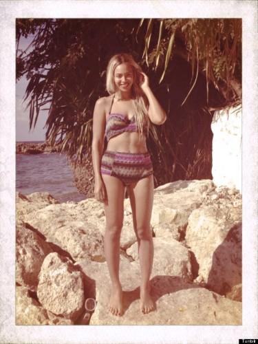 Beyonce Posts Bikini Photos From Her Recent Jamaican Holiday