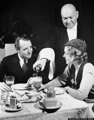 The Rudest Things You Can Do When You're Eating, According To Etiquette Experts