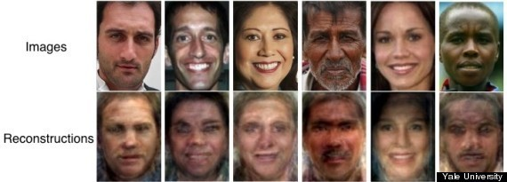 'Mind-Reading' Scientists Reconstruct Human Faces From Brain Scans