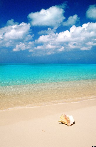 This Is The Absolute Bluest Water In The World