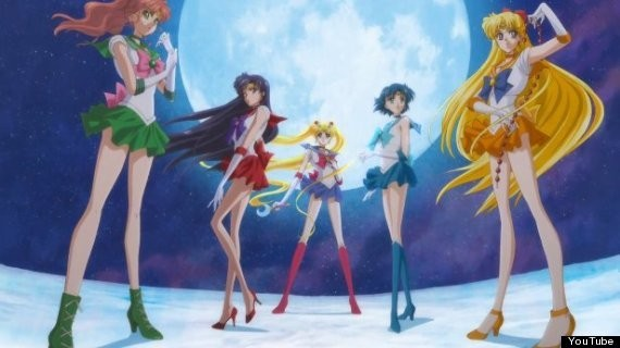 'Sailor Moon Crystal' Trailer Arrives To Fanfare