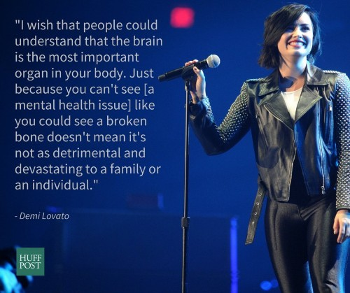Demi Lovato On Fighting Mental Illness Stigma And Finding Peace