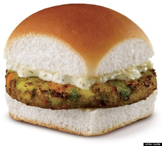 White Castle Answers Vegetarian Prayers And Puts Veggie Sliders On The Menu