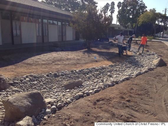 California Religious Centers Go Brown For The Environment