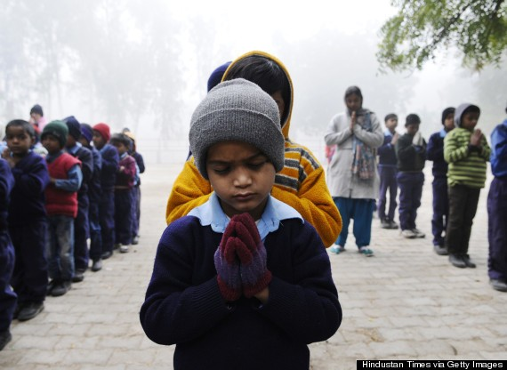Daily Meditation: Prayers That Change The World