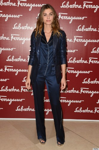 How To Wear Pajamas To Work, According To A Vogue Editor
