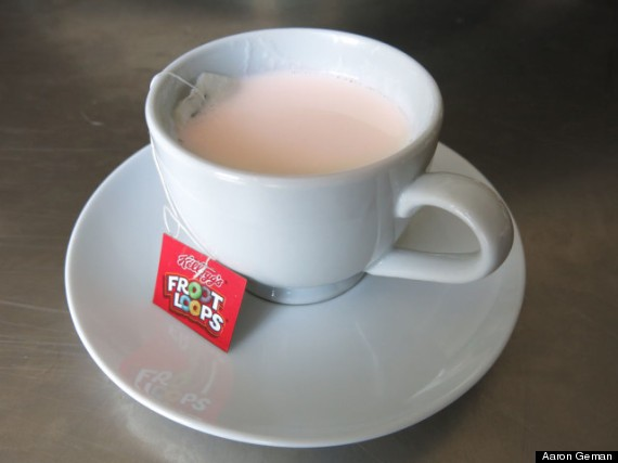 How To Make Tea That Tastes Like The Bottom Of Your Cereal Bowl (PHOTOS)