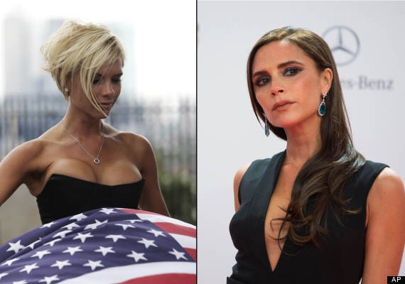 Victoria Beckham Reveals She Had Breast Implants Removed