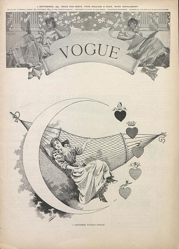 Y - Magazine cover