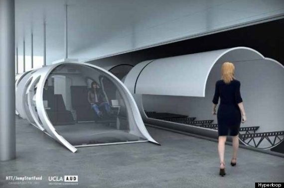 Elon Musk's Hyperloop Could Be Just 10 Years Away