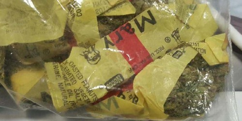 Mary Jane (The Drug) Smuggled In Mary Jane (The Candy): TSA