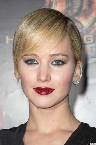 Jennifer Lawrence's Ear Cuff Is A Surprisingly Edgy Style Statement (PHOTOS)