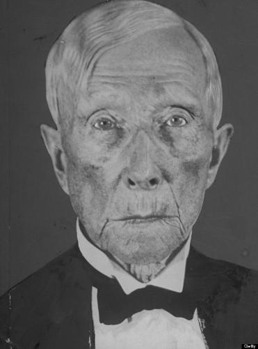 John D. Rockefeller Was The Biggest Baller EVER