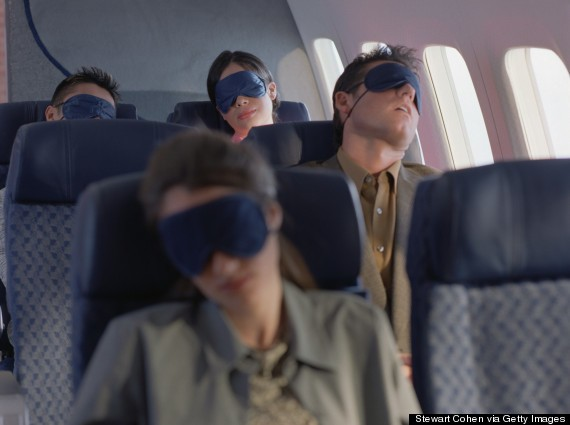 7 Ways Flying Messes With Your Body