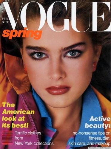 Brooke Shields' 1980 Vogue Cover Is Proof That She's A Style Icon